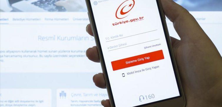 e-Devlet Ä°nternet, Telefon ve TV Abonelik Ä°ptal Etme